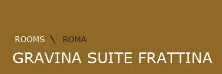 Gravina Suite Frattina Rooms San Pietro